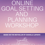 Online Goal Setting and Planning Workshop