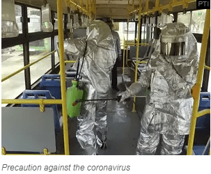 Mask, Gloves: Check; Hazmat: Check. Indians suit up to ward off Covid-19 | Economic Times