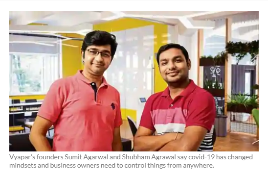An app to turn the 'khata' digital for small businesses   LiveMint