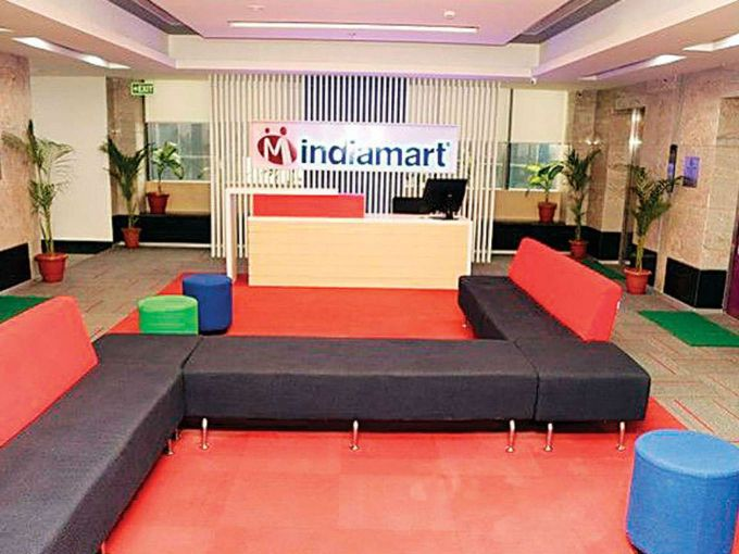 "Indiamart Q1,FY""21 net profit jumps over two-fold to Rs 76 cr 