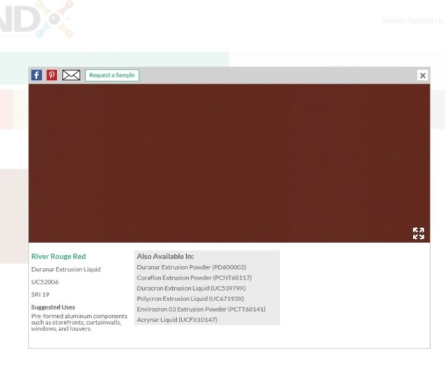Ppg New Metal Coatings Online Color Selector Tool Ppg