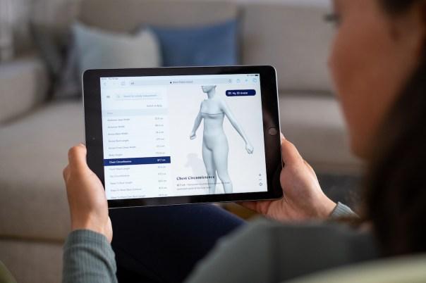 E-Commerce Plattform Zalando investiert mit Übernahme von Schweizer 3D-Body-Scan Spezialist Fision weiter in Kundenerlebnis