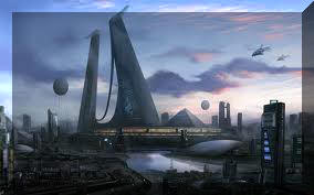 Space Age City