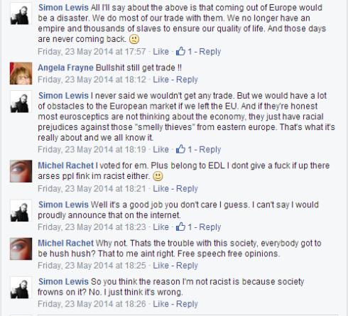 EDL Scum
