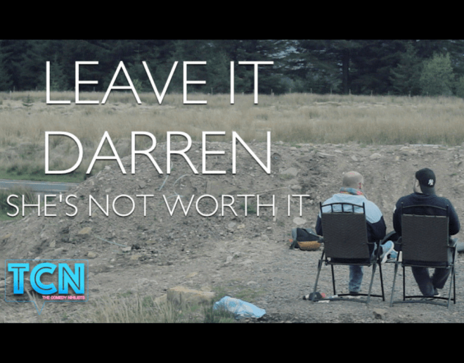 Corporate Christ - Leave it Darren
