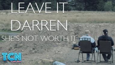 Corporate Christ - Leave it Darren