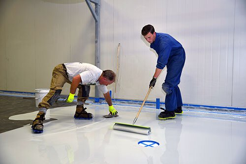 Epoxy Preparation in Grand Rapids, MI