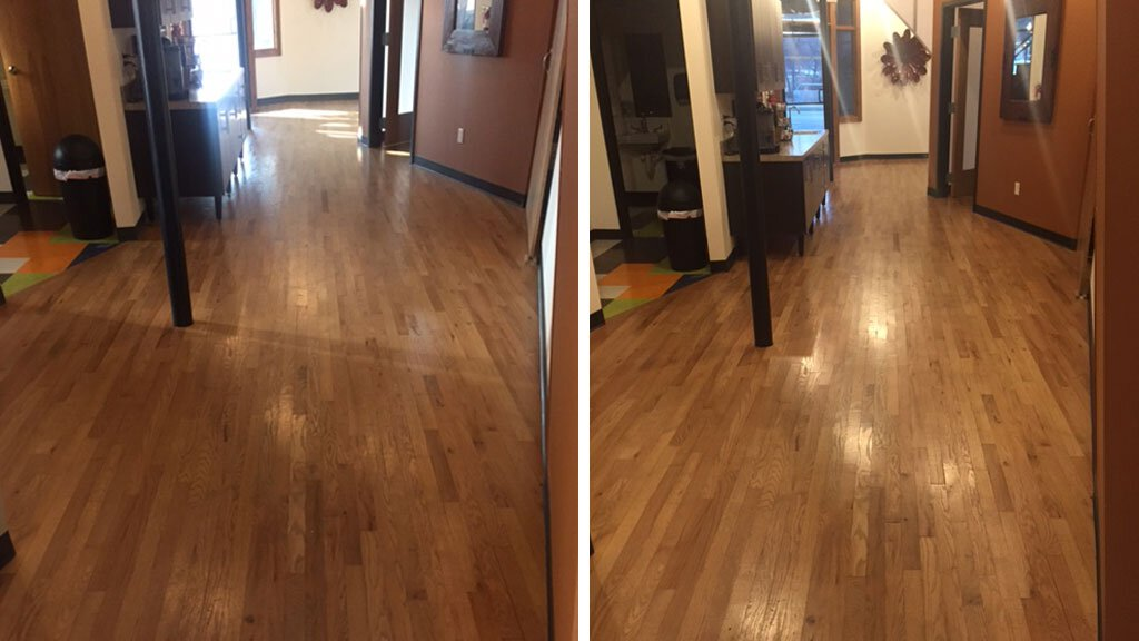 Grand Rapids Hardwood Floor Care