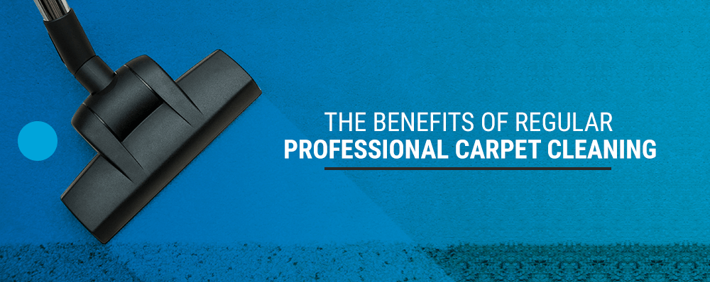 The Benefits of Regular Professional Carpet Cleaning