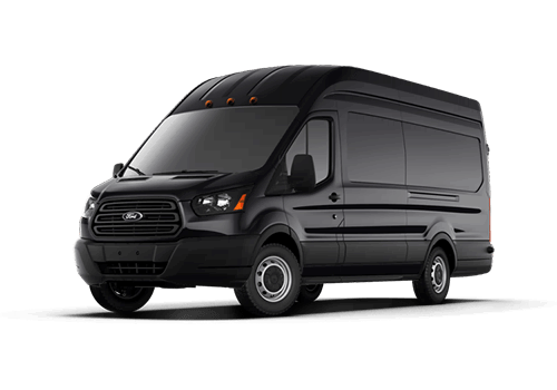 Ford Transit high top 14-passenger