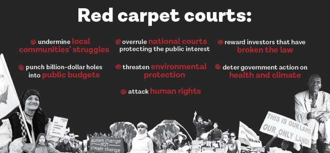 Rec carpet courts infographic