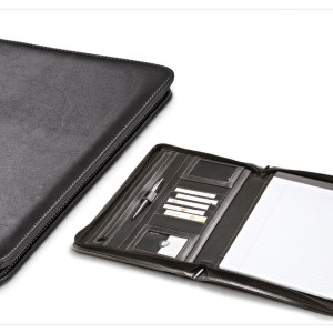 Eastbrook A4 Zip-Around Folder