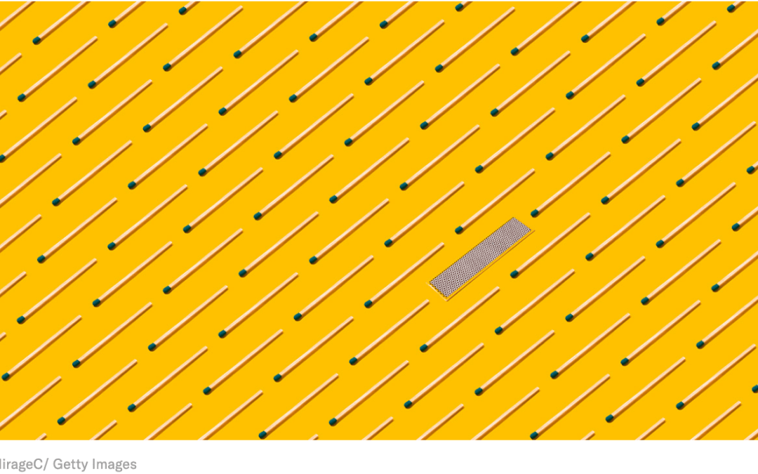 Harvard Business Review: A New Model to Spark Innovation Inside Big Companies