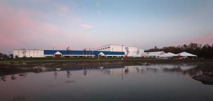 Plastic Omnium Huron Twp. (Michigan) Plant Grand Opening Celebration