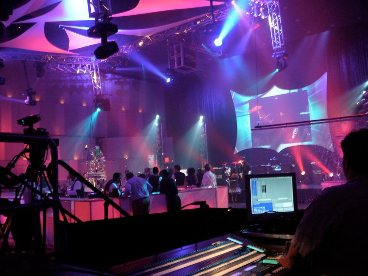 CPS Event Production Staffing