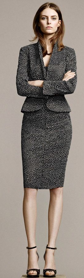 patterned-suit-skirt