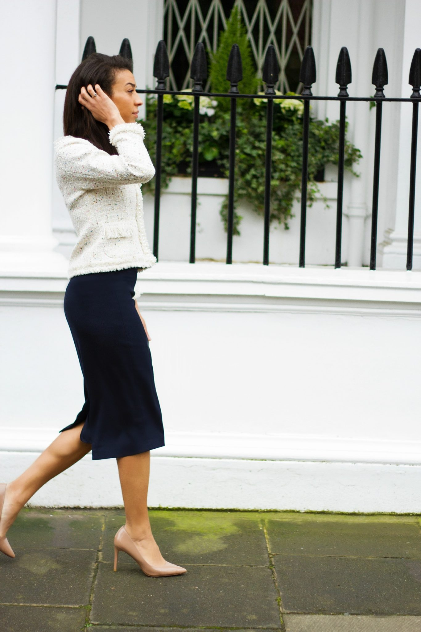 Corporate-Style-Story-Cream-Chanel-Style-Jacket-Navy-Blue-Skirt-Cream-Court-Shoes-01