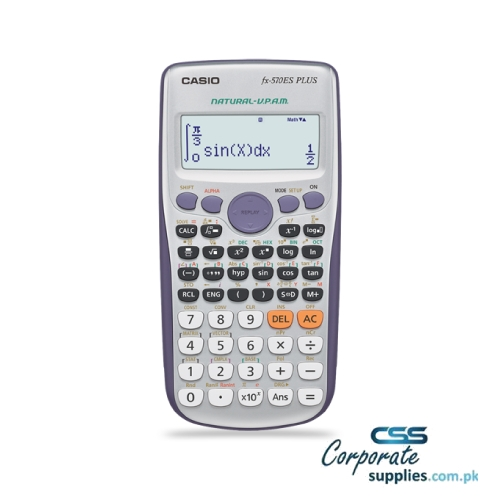 Casio Scientific Calculator FX-570ES Plus | Online Office Supplies Store