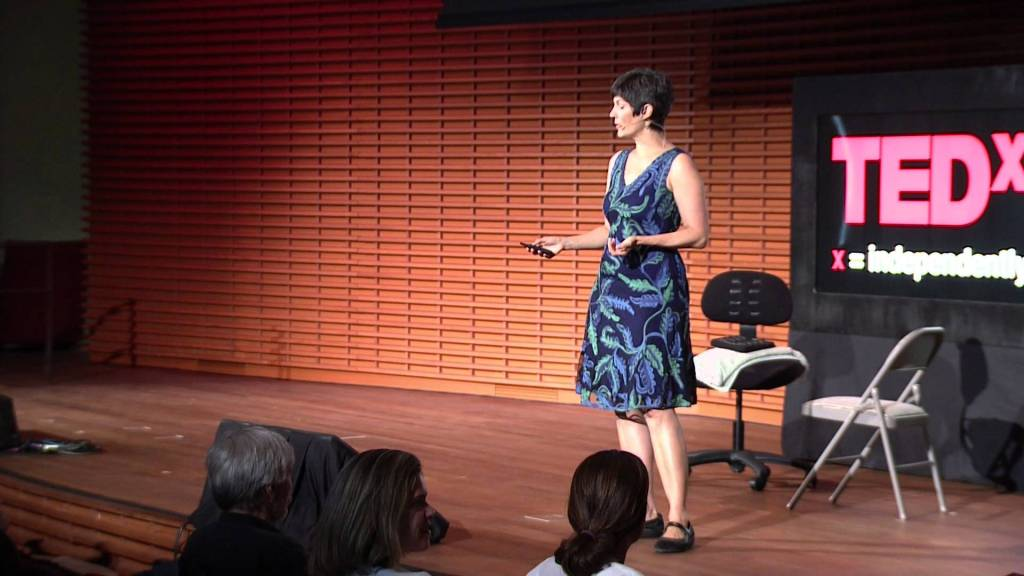 Esther Gokhale at TED