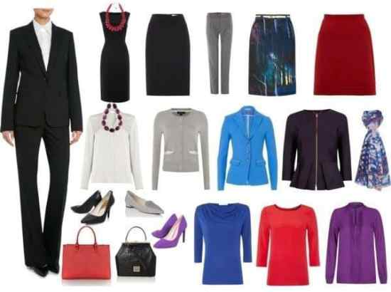 the minimalist's guide to dressing for work - have a capsule wardrobe for work
