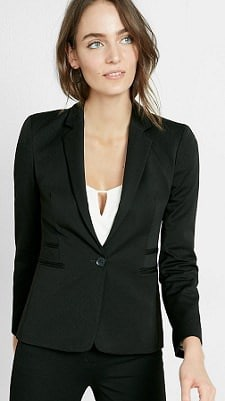Budget-Friendly Interview Suits for Women: Express