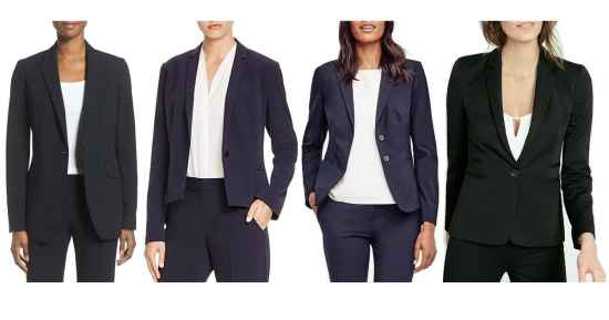 budget-friendly interview suits