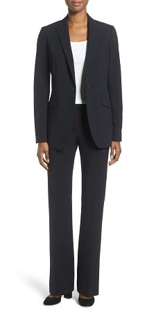 Budget-Friendly Interview Suits for Women Lawyers: Anne Klein