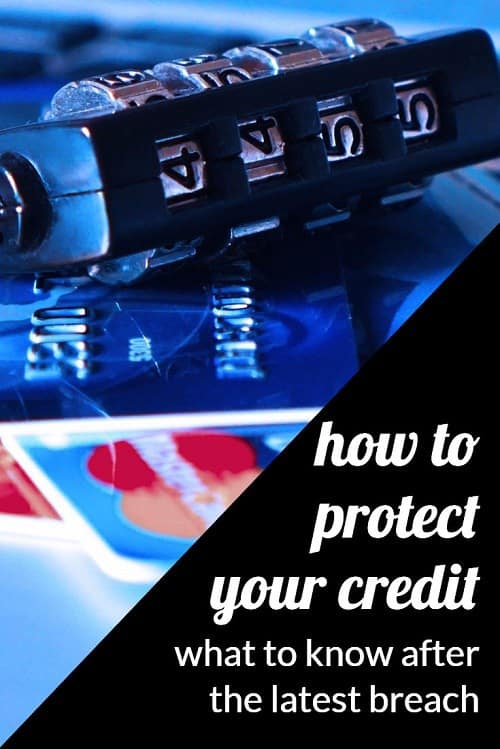Everyone loves to hear that your personal data has been compromised in a major breach like the recent one from #Equifax. Yaaay!  Seriously, though - it can be a major headache but it's vital that you take the necessary steps to protect yourself and your future. We rounded up the best tips for how to protect your credit, including how to freeze your credit and how to set up a fraud alert, as well as looking into credit protection services like Lifelock, LifeLock, and ID Watchdog.
