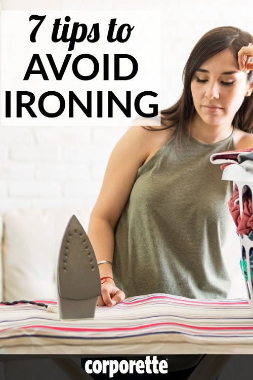 Nobody likes ironing - but it can seem inevitable if you've got a ton of fancy workwear. Well, readers have shared their best tips on how to iron your clothes less, including some favorite laundry steamers, as well as how to release wrinkles. Avoiding ironing = winning, right?