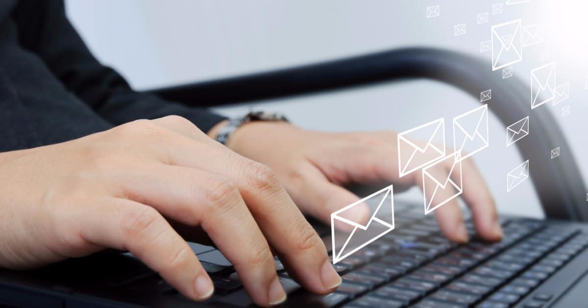 how to organize your personal email