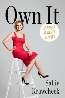 6 Books to Help You Achieve Your New Year's Resolutions: Own It, by Sallie Krawcheck