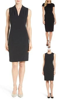 classic sheath dresses for work