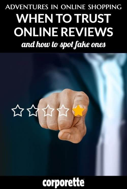 Online shoppers constantly wonder when to trust online reviews--so our editor tried Fakespot, a new tool to spot fake reviews on Amazon, Yelp, Tripadvisor and beyond. Great online shopping advice!