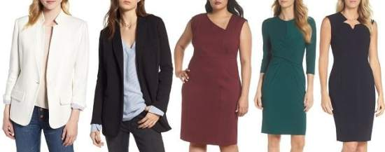 nordstrom anniversary sale 2018 picks under 200 - stylish blazers and dresses for work under $  85!