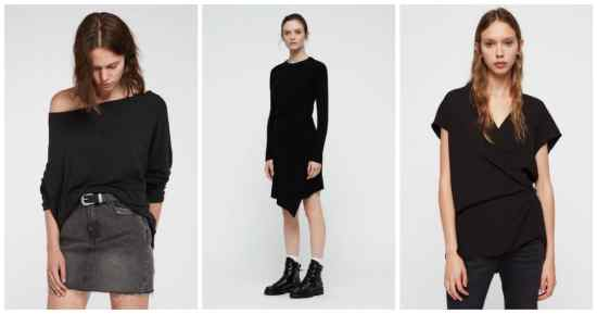 Where to Shop for Tough Girl Chic Clothing: AllSaints