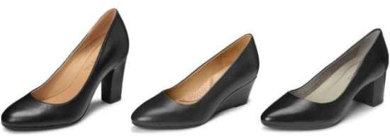 most comfortable heel brands - Aerosoles