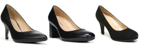 most comfortable heel brands - naturalizer