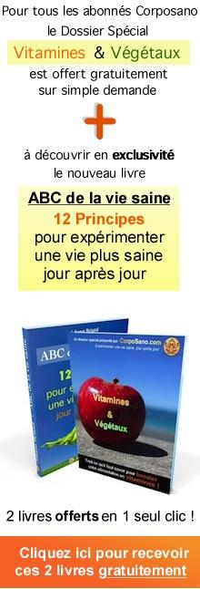 livres gratuits vitamines végétaux principes vie saine