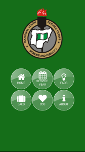 NYSC Mobile Screenshot