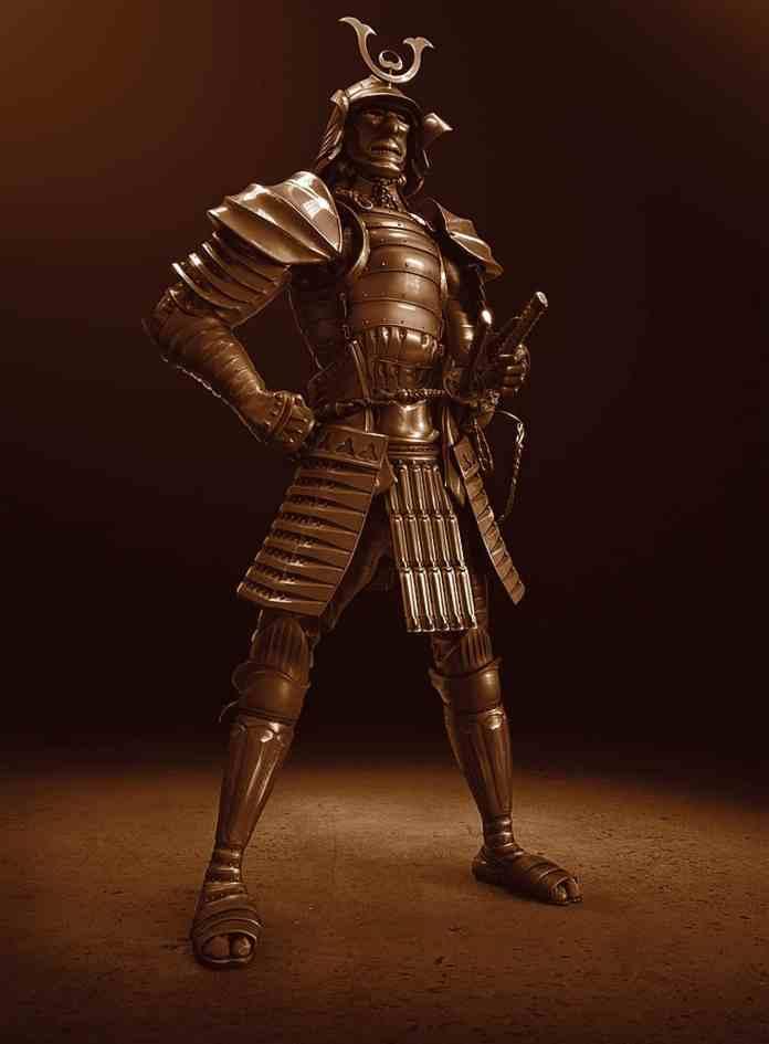Armure de samurai