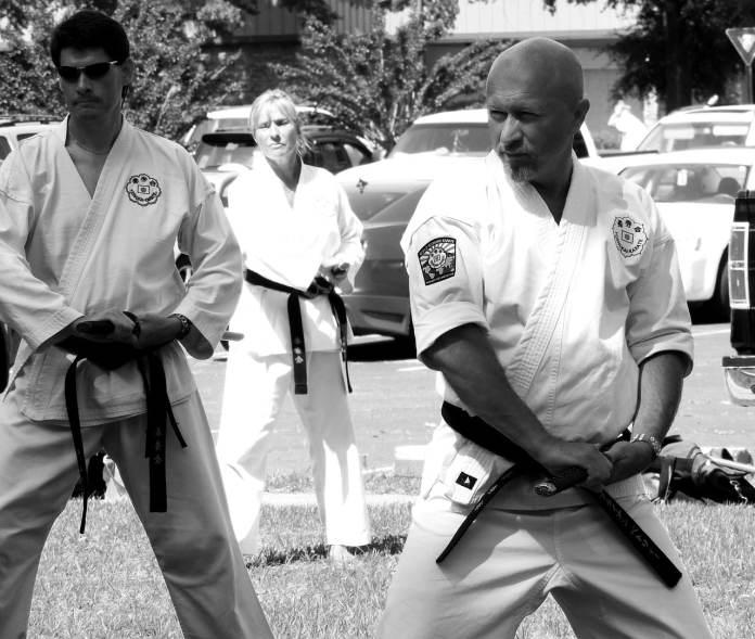 Cours de iaido