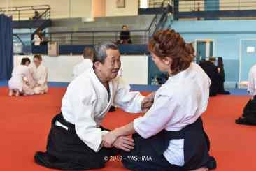 Kawabe Takeshi Sensei - la sincérité de l'enseignement
