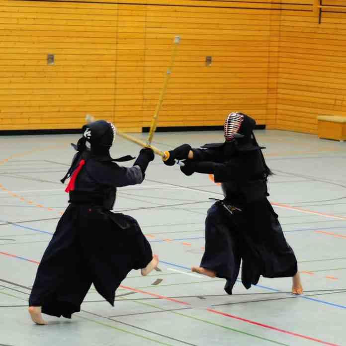 combat de kendo