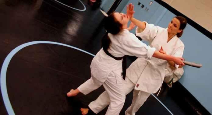 aikido tenchi nage