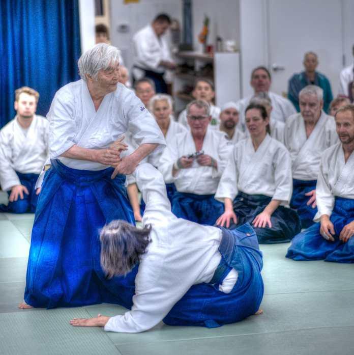 yamada sensei nikkyo aikido
