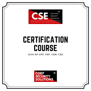 Foundational Security Management Certification Course