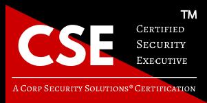 CSE - Certified Security Executive 300x150