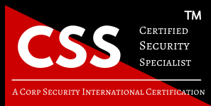 certified security specialist