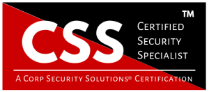 CSS - Certified Security Specialist
