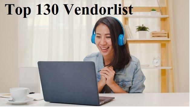 Top 130 Vendorlist updated today C2C US jobs only